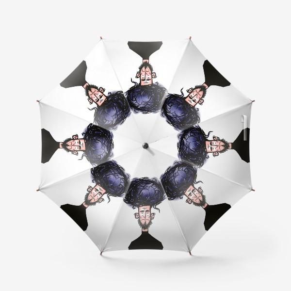 Зонт «фиолетовый»