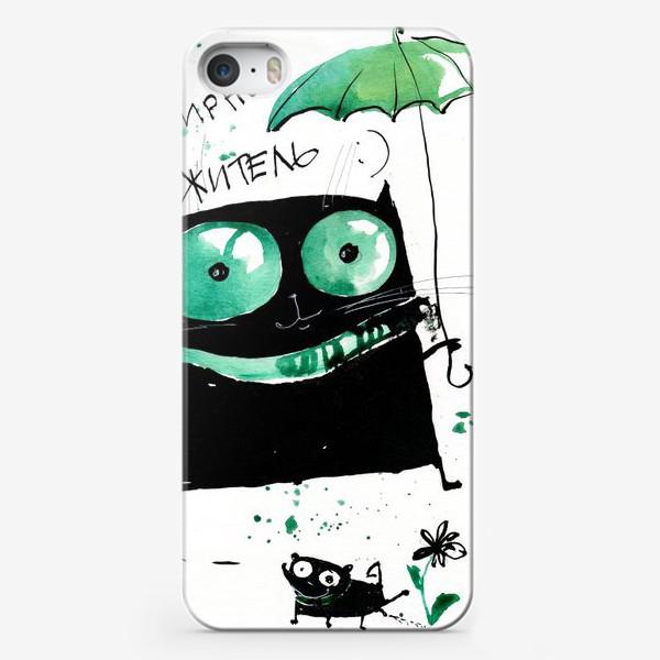 Чехол iPhone «Мафия - Мирный житель»