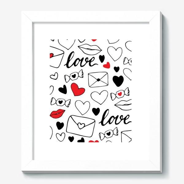 Картина «Любовная тема»