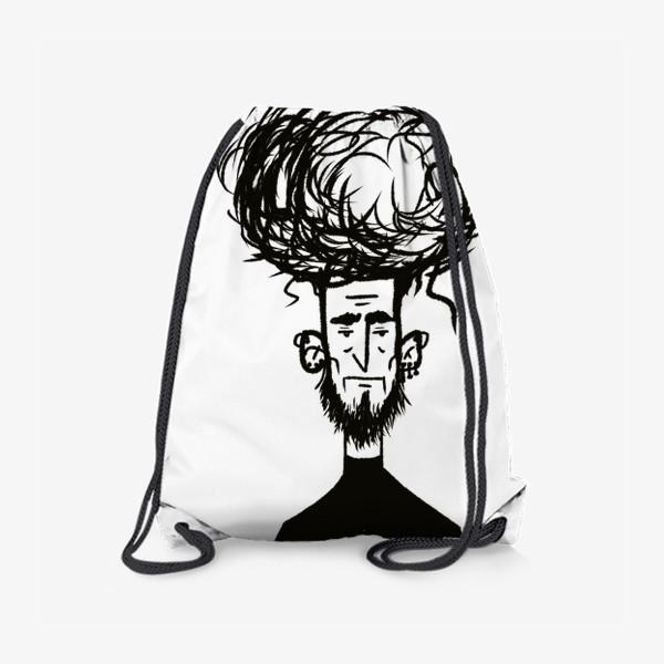 Рюкзак «немного усталь»