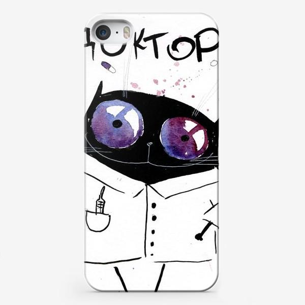Чехол iPhone «Мафия - Доктор»