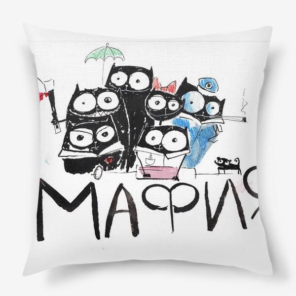 Подушка «Мафия»