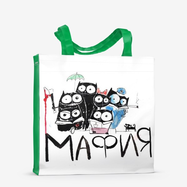 Сумка-шоппер «Мафия»