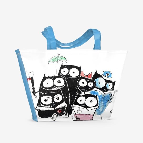 Пляжная сумка «Мафия»
