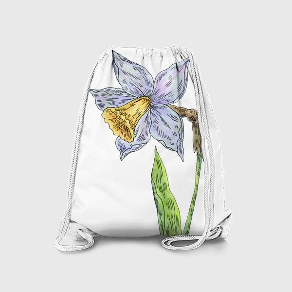 Рюкзак «Весенний нарцисс»