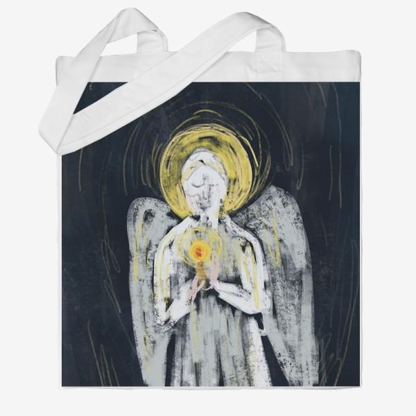 Сумка хб «Ангел надежды»