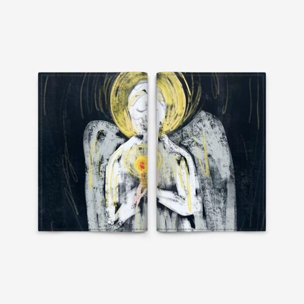 Обложка для паспорта «Ангел надежды»