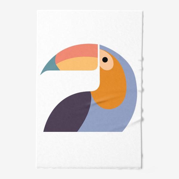 Полотенце «Птица Тукан»