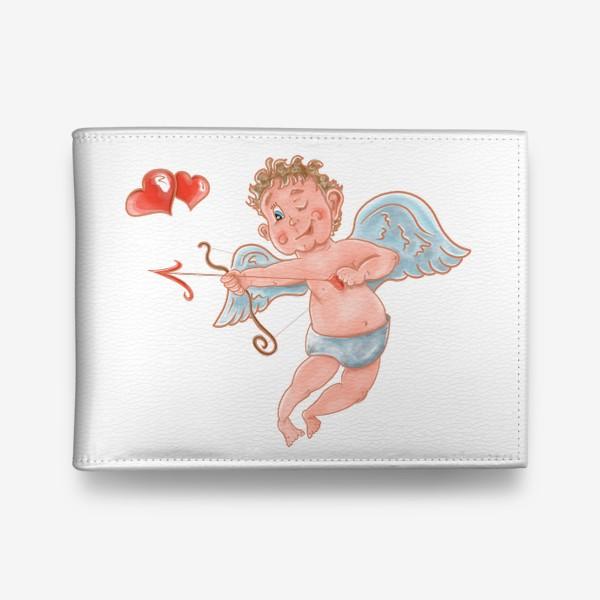 Кошелек «Амур. День влюбленных»