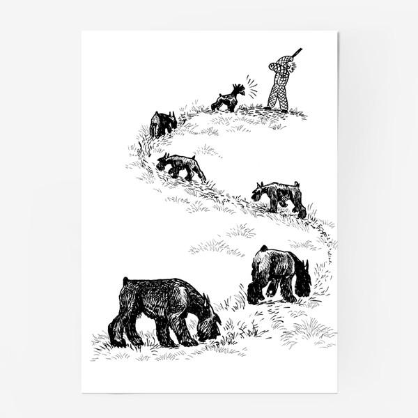 Постер «Нюхачи»