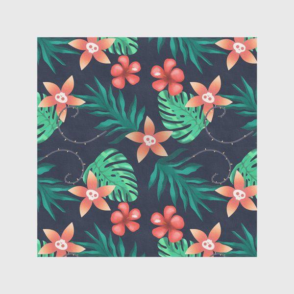 Скатерть «Паттерн «Гавайи с изюминкой»»