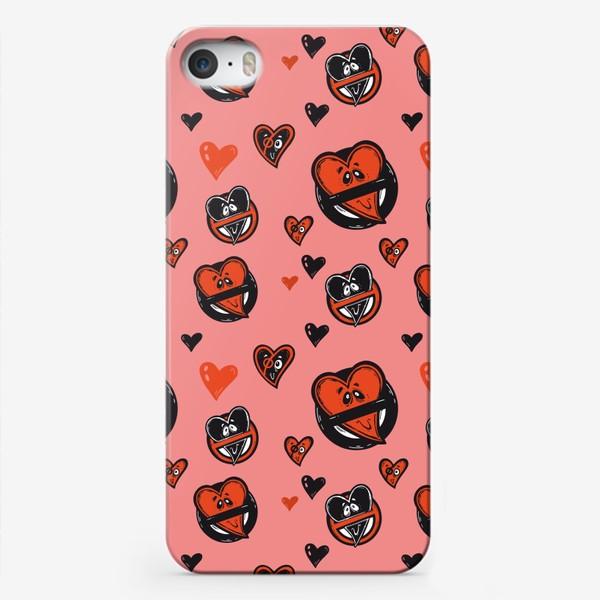 Чехол iPhone «Любовь...»