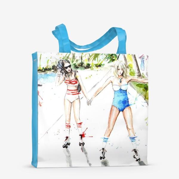 Сумка-шоппер «Girls»