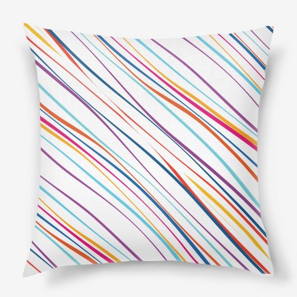 Подушка «Паттерн»