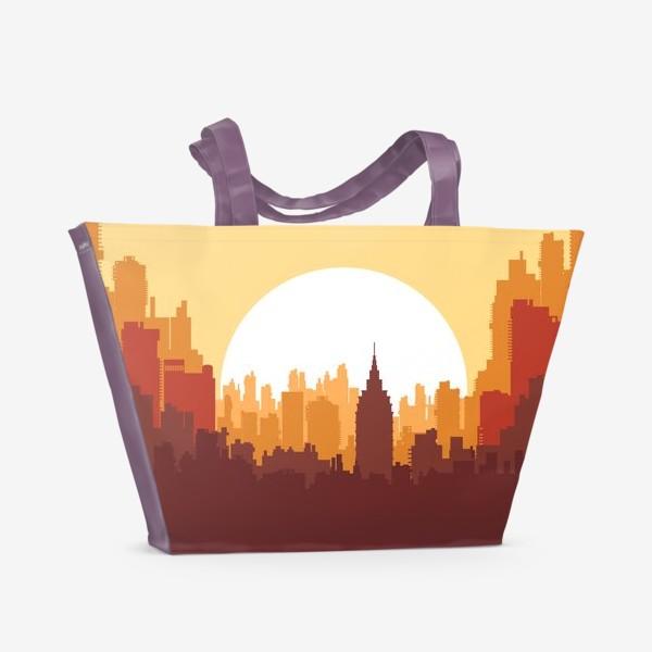 Пляжная сумка «Sunset»