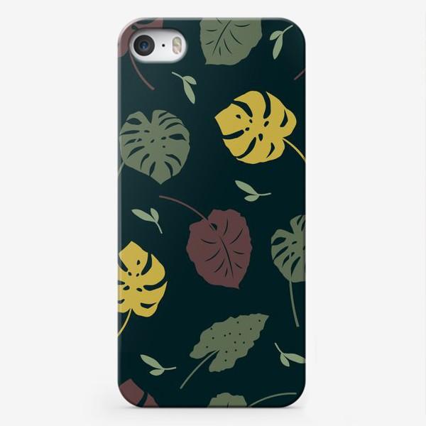 Чехол iPhone «Тропический лес»