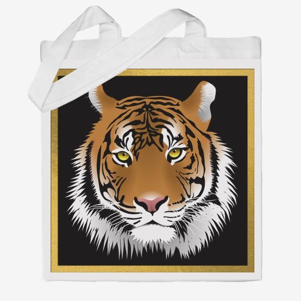 Сумка хб «Amur Tiger»