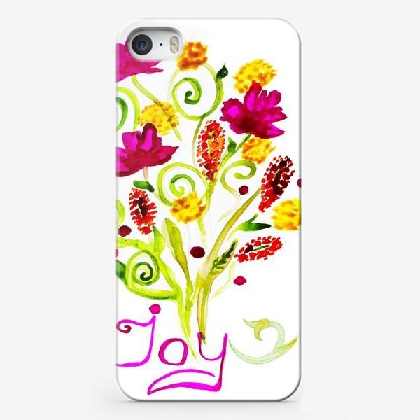 Чехол iPhone «joy»