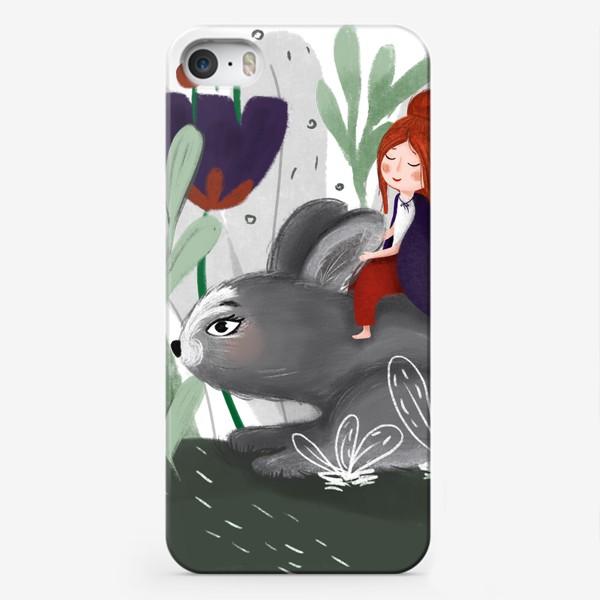 Чехол iPhone «В стране чудес»