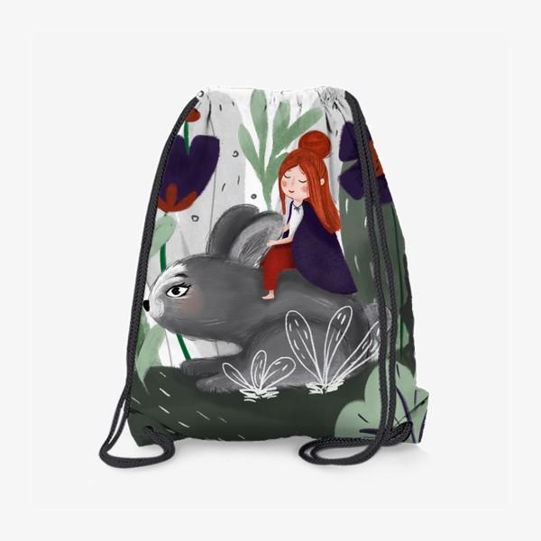 Рюкзак «В стране чудес»