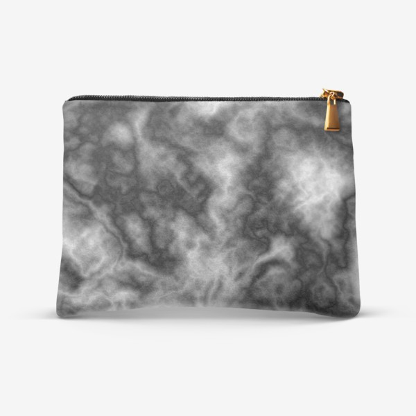 Косметичка «Текстура, размытый фон, туман, вода»