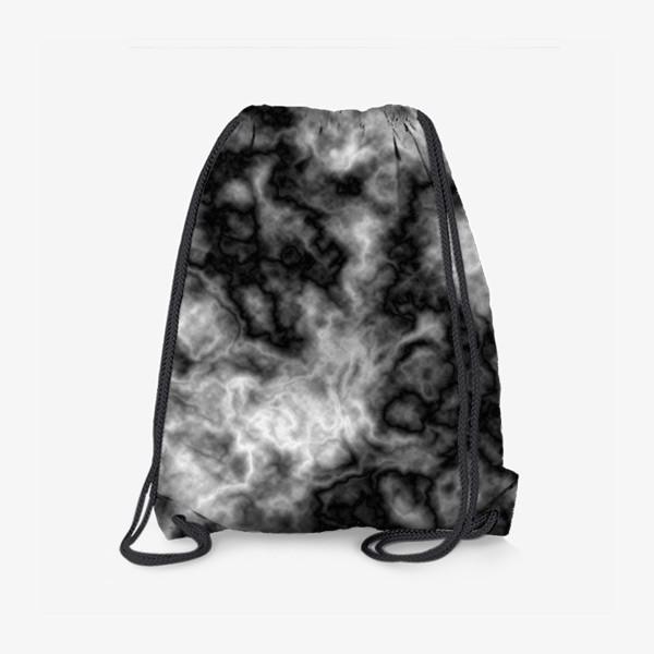 Рюкзак «Текстура, размытый фон, туман, вода»