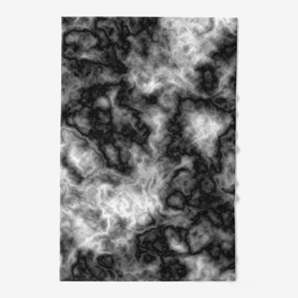 Полотенце «Текстура, размытый фон, туман, вода»