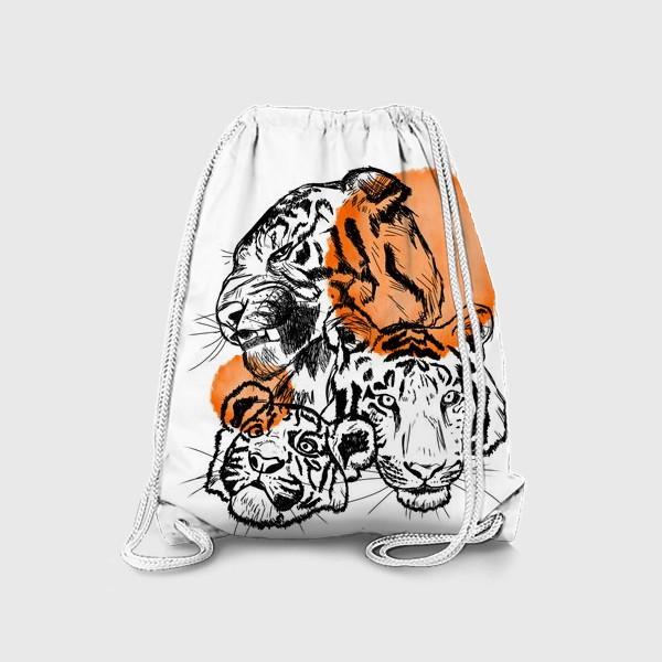 Рюкзак «Тигры»