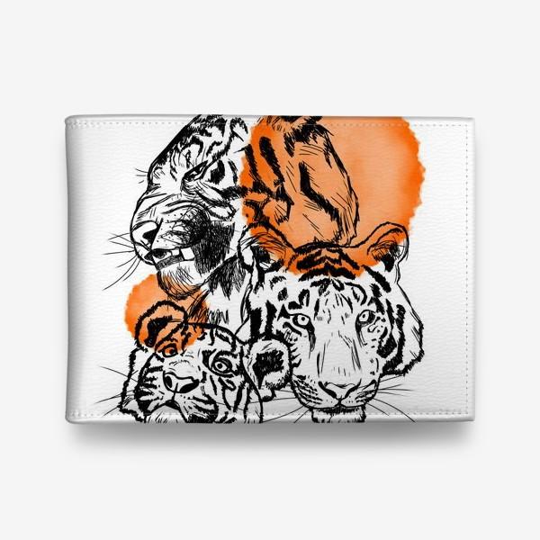 Кошелек «Тигры»