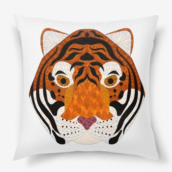 Подушка «Амурский тигр»