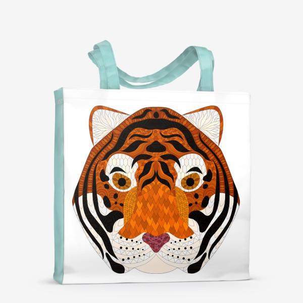 Сумка-шоппер «Амурский тигр»