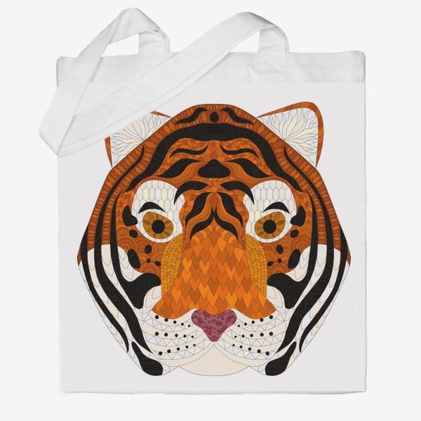 Сумка хб «Амурский тигр»