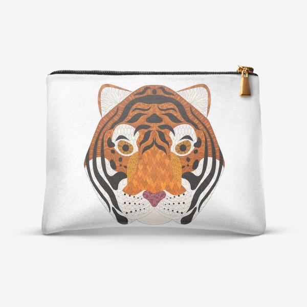 Косметичка «Амурский тигр»