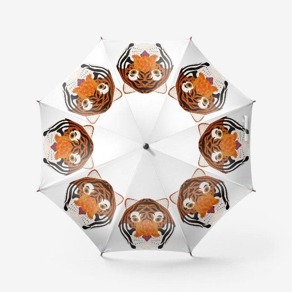 Зонт «Амурский тигр»