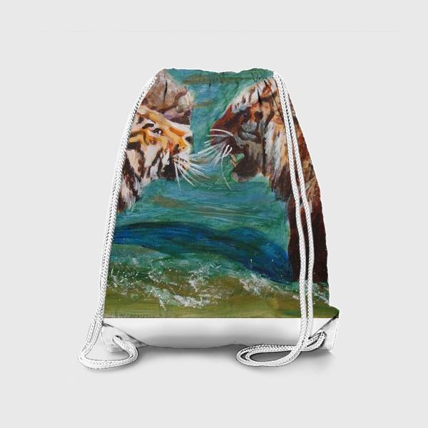 Рюкзак «Амурские тигры»