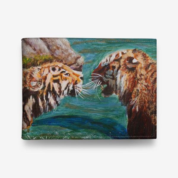 Кошелек «Амурские тигры»
