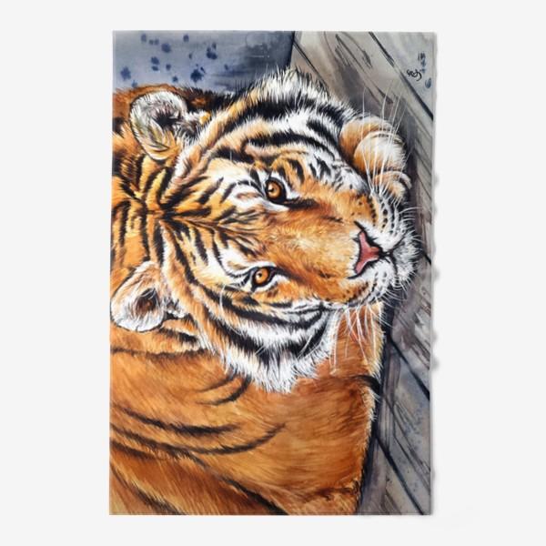 Полотенце «амурский тигр»