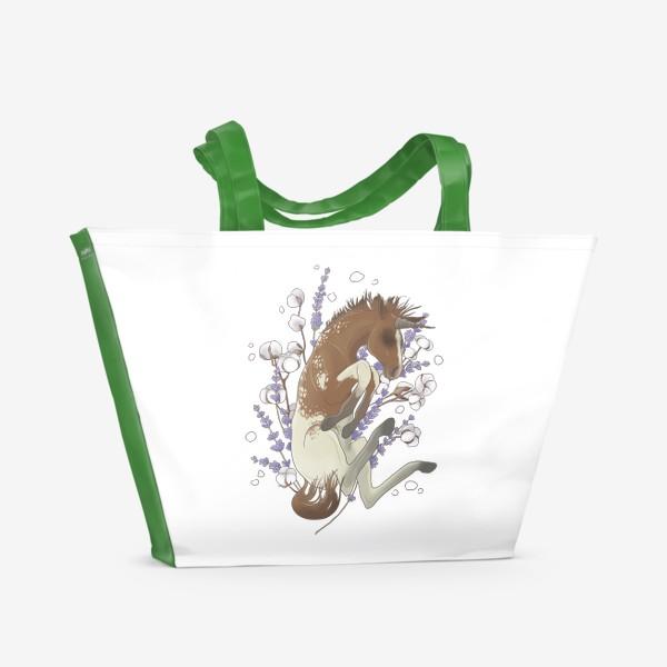 Пляжная сумка «Cotty»