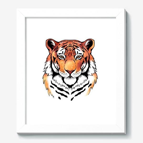 Картина «Амурский тигр »