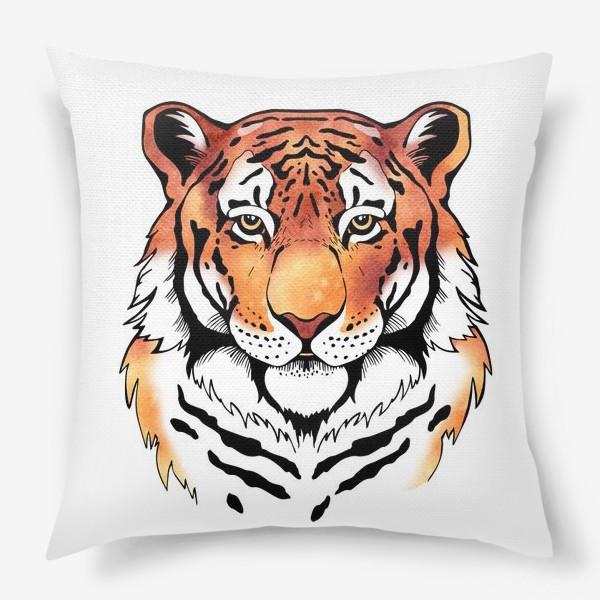 Подушка «Амурский тигр »