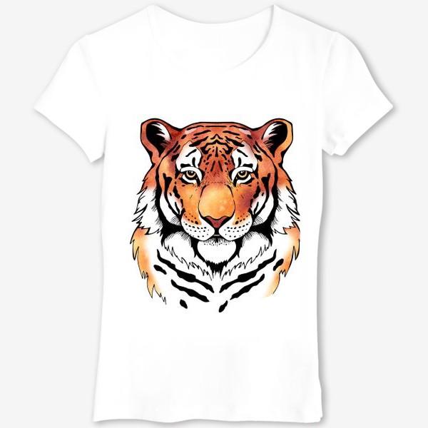 Футболка «Амурский тигр »