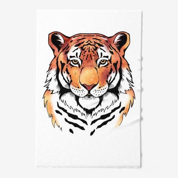 Полотенце «Амурский тигр »