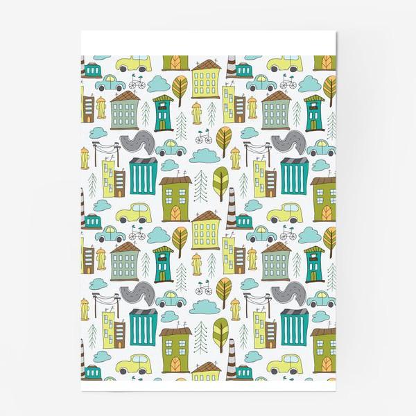 Постер «Городская жизнь»