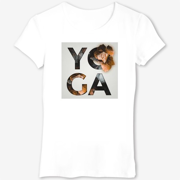 Футболка «Йога»
