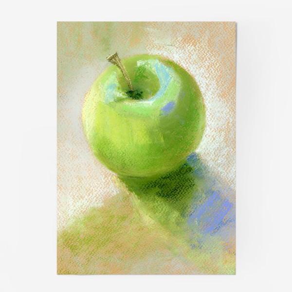 Постер «Яблоко зеленое Гренни смит»