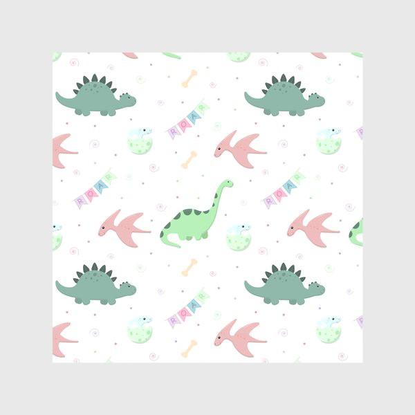 Скатерть «Динозавры»