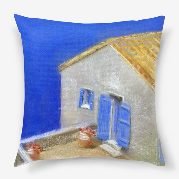 Подушка «Санторини»