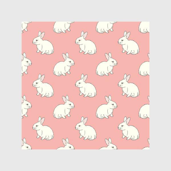 Скатерть «Белый кролик»