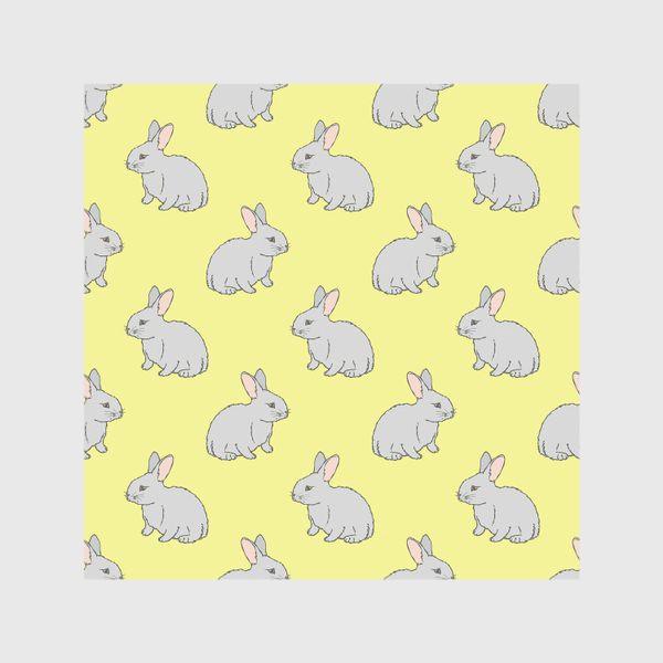 Скатерть «Серый кролик»