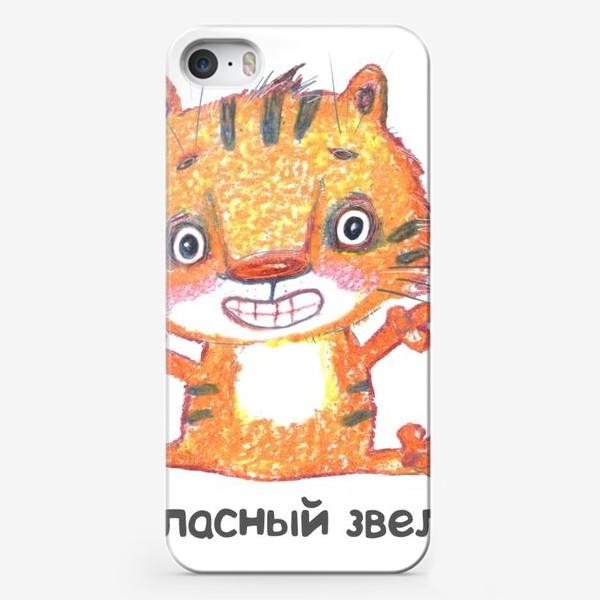 Чехол iPhone «стласный звель»